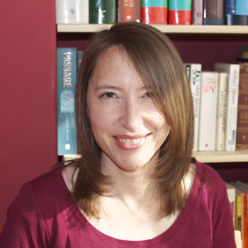 Dr Jennifer Rohn, image by Richard P. Grant, 2011