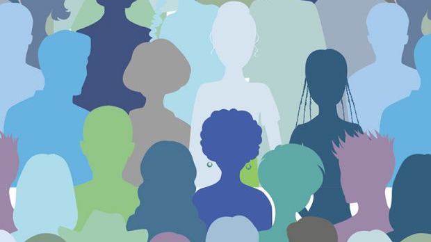 coloured-silhouettes-of-peoples-heads-illustration